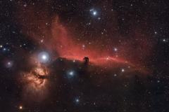 Nebulosa Testa di Cavallo IC 434