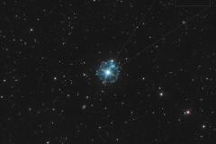 Nebulosa Occhio di Gatto  NGC 6543