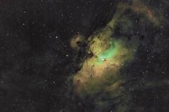 Nebulosa Aquila M 16
