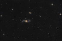 Galassia NGC 3718