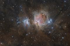 Grande Nebulosa di Orione M 42