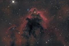 Boogeyman Nebula LDN 1622