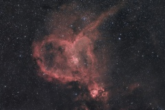 Nebulosa Cuore IC 1805