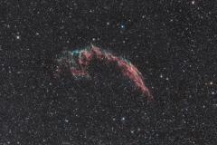 Nebulosa Velo NGC 6992