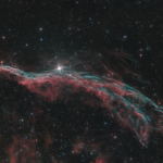 Nebulosa Velo 52 Cygni NGC 6960