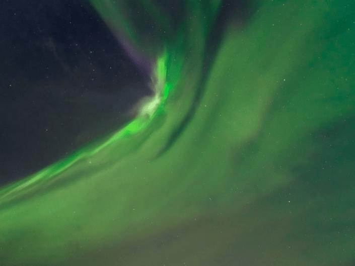 aurora boreale islanda northern lights