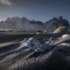 nightscapes e landscapes luca fornaciari vestrahorn islanda