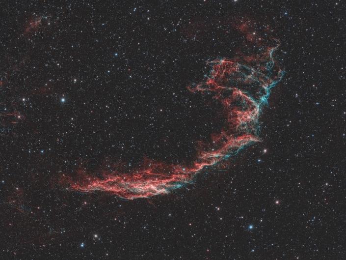 nebulosa Velo NGC 6995