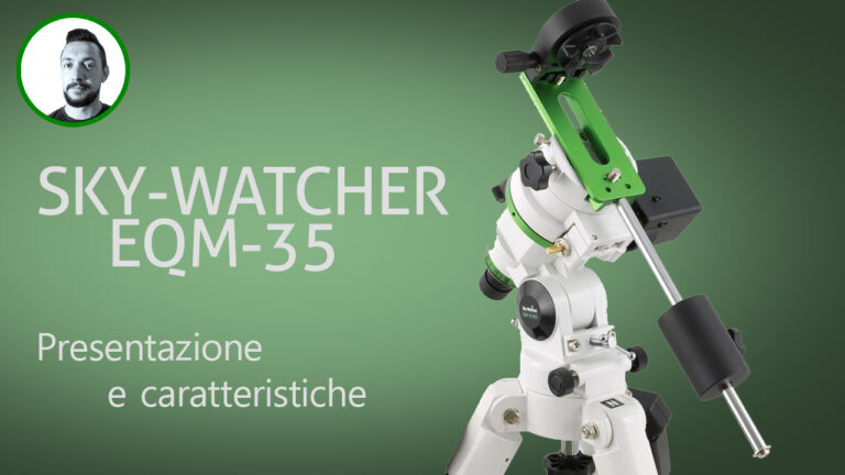 Montatura Sky-Watcher EQM-35