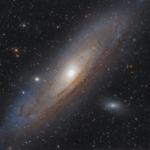 Galassia di Andromeda M31 Recensione filtro IDAS LPS D1 ZWO ASI 294 MC Pro Recensione