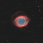 Polvere di Stelle l'arte dell'astrofotografia nebulosa elica helix NGC 7293 Recensione filtro IDAS NB1 Nebula Booster ZWO ASI 294 MC Pro Recensione La nebulosa Elica NGC 7293