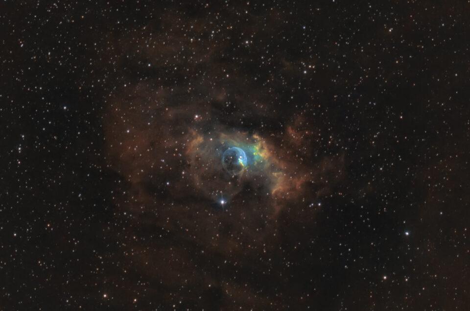 Nebulosa Bolla NGC 7635