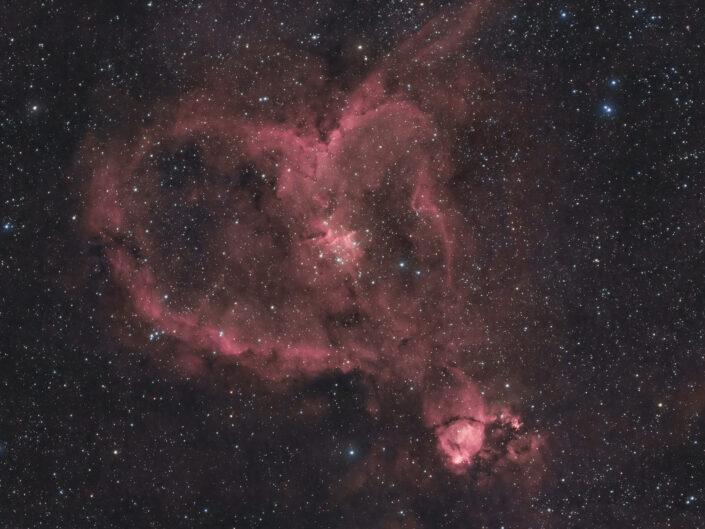 Nebulosa Cuore IC1805