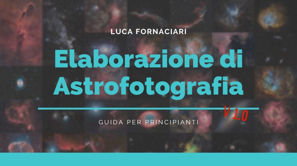 Elaborazione di Astrofotografia V 1.0