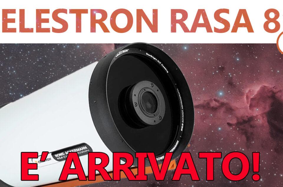 RASA 8, l'astrografo Celestron