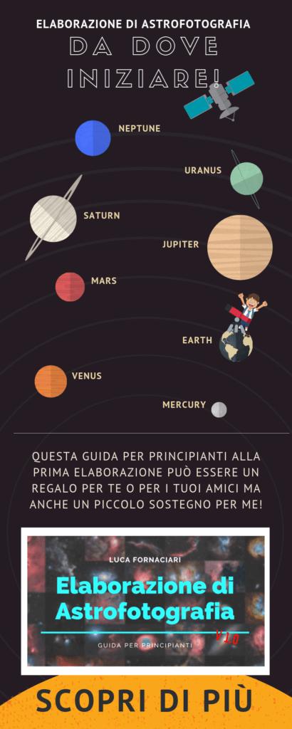 Elaborazione di Astrofotografia V1.0