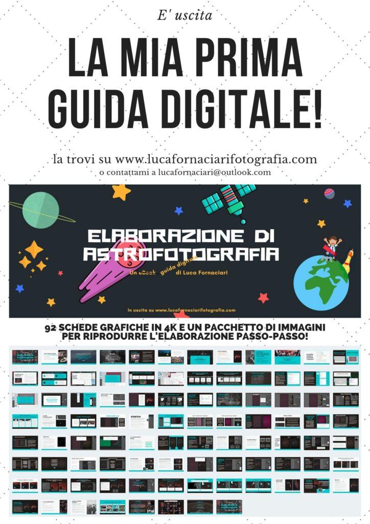 Elaborazione di Astrofotografia V1.0 Guide e tutorial di astrofotografia