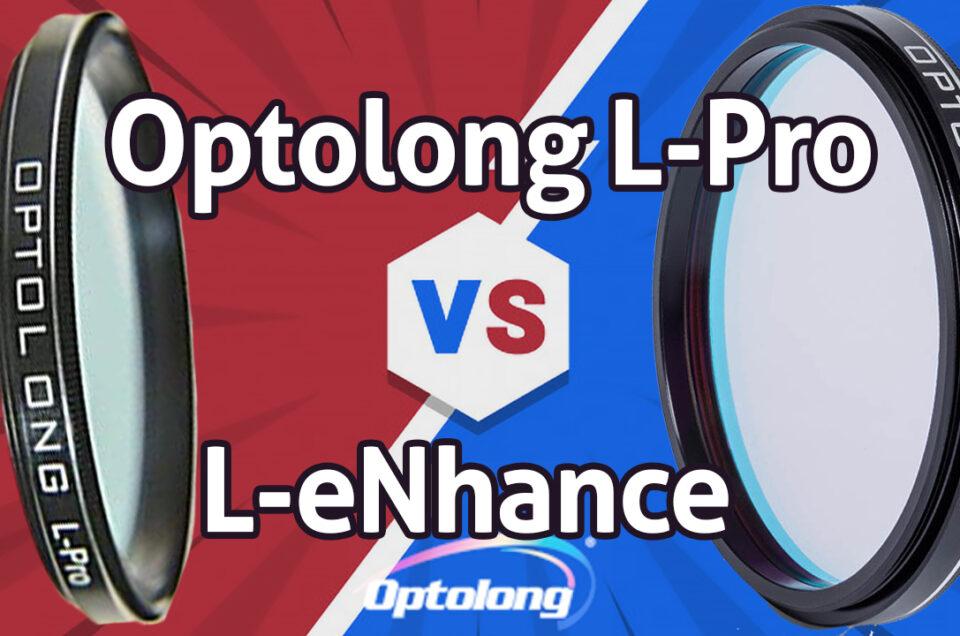 Filtro Optolong L-Pro e L-eNhance, quale scegliere?