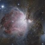 Messier 42 La grande nebulosa di Orione m42