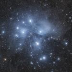 Pleiadi M45 m 45 astrofotografia ZWO ASI 294 MC Pro Recensione