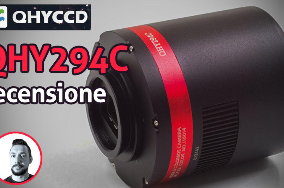 QHY294C Camera CMOS QHY con sensore Sony 294