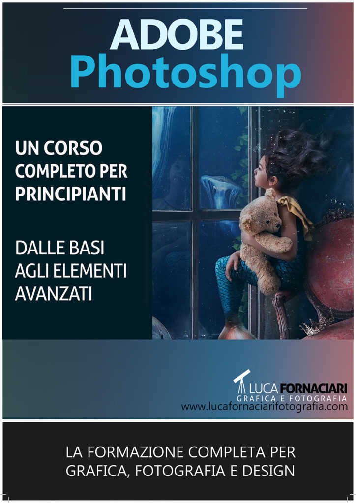 Corsi software Adobe e Pixinsight photoshop modena