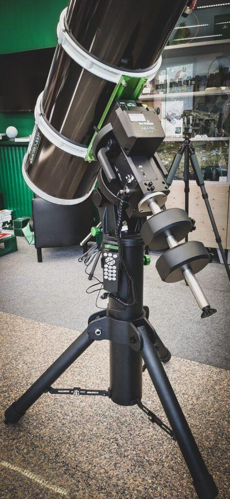 Nuova montatura equatoriale SkyWatcher EQ8-R Pro