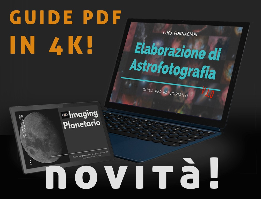 guide tutorial ebook astrofotografia imaging planetario