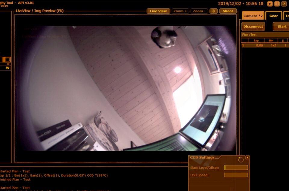 APT Astro Photography Tool novità della versione 3.80