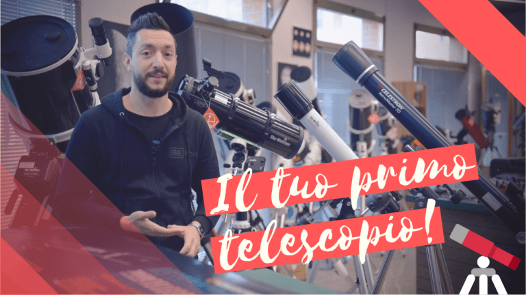COME SCEGLIERE IL MIGLIORE TELESCOPIO ECONOMICO Per te e i tuoi bambini astrofotografia astronomia pratica amatoriale comprare migliori miglior telescopi per principianti