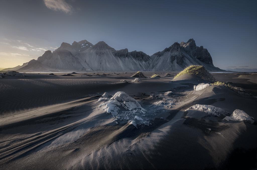 Vestrahorn Islanda Landscapes iceland fotografia luca fornaciari landscape naturalistica islanda aurora boreale paesaggistica