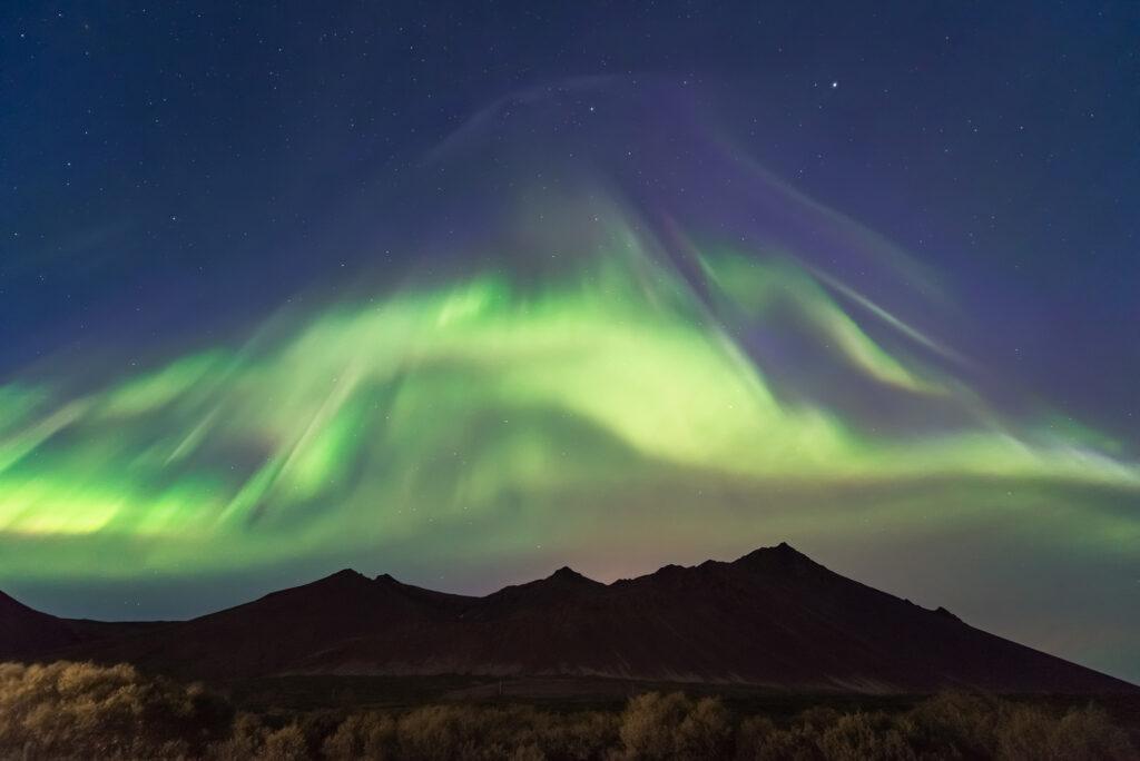 Aurora Boreale Islanda Landscapes iceland fotografia luca fornaciari landscape naturalistica islanda aurora boreale paesaggistica