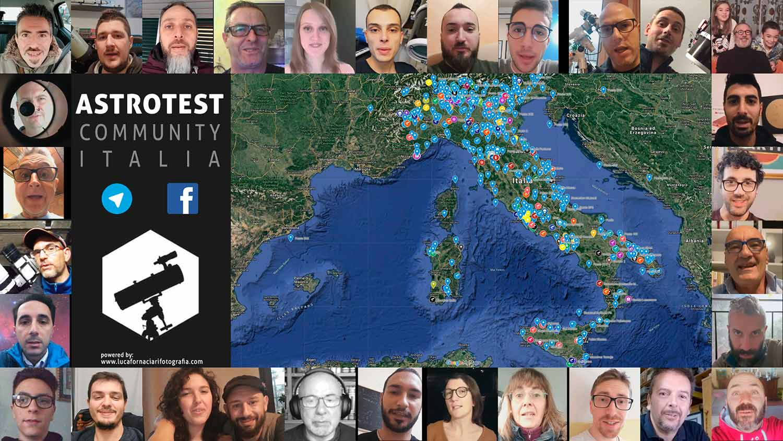 astrotest community astrofotografia astro test luca fornaciari