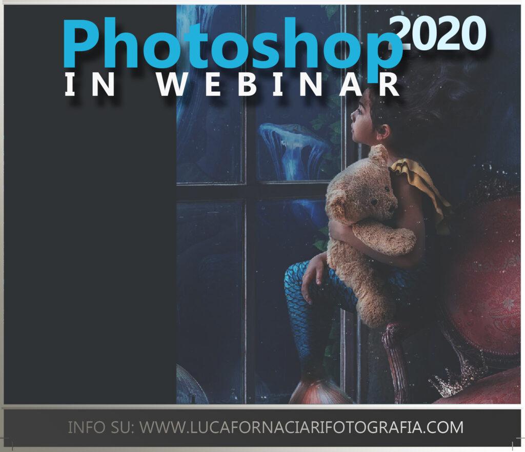 Corsi webinar software Adobe e Pixinsight lightroom lezioni di Lightroom per principianti
