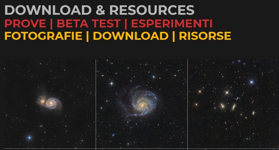 astrofotografia fit download