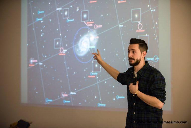conferenze e divulgazione di astrofotografia