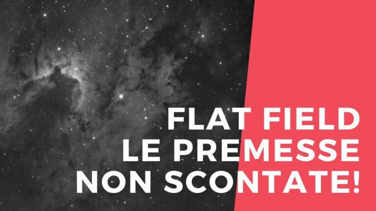 Flat con camere astronomiche: le premesse non scontate