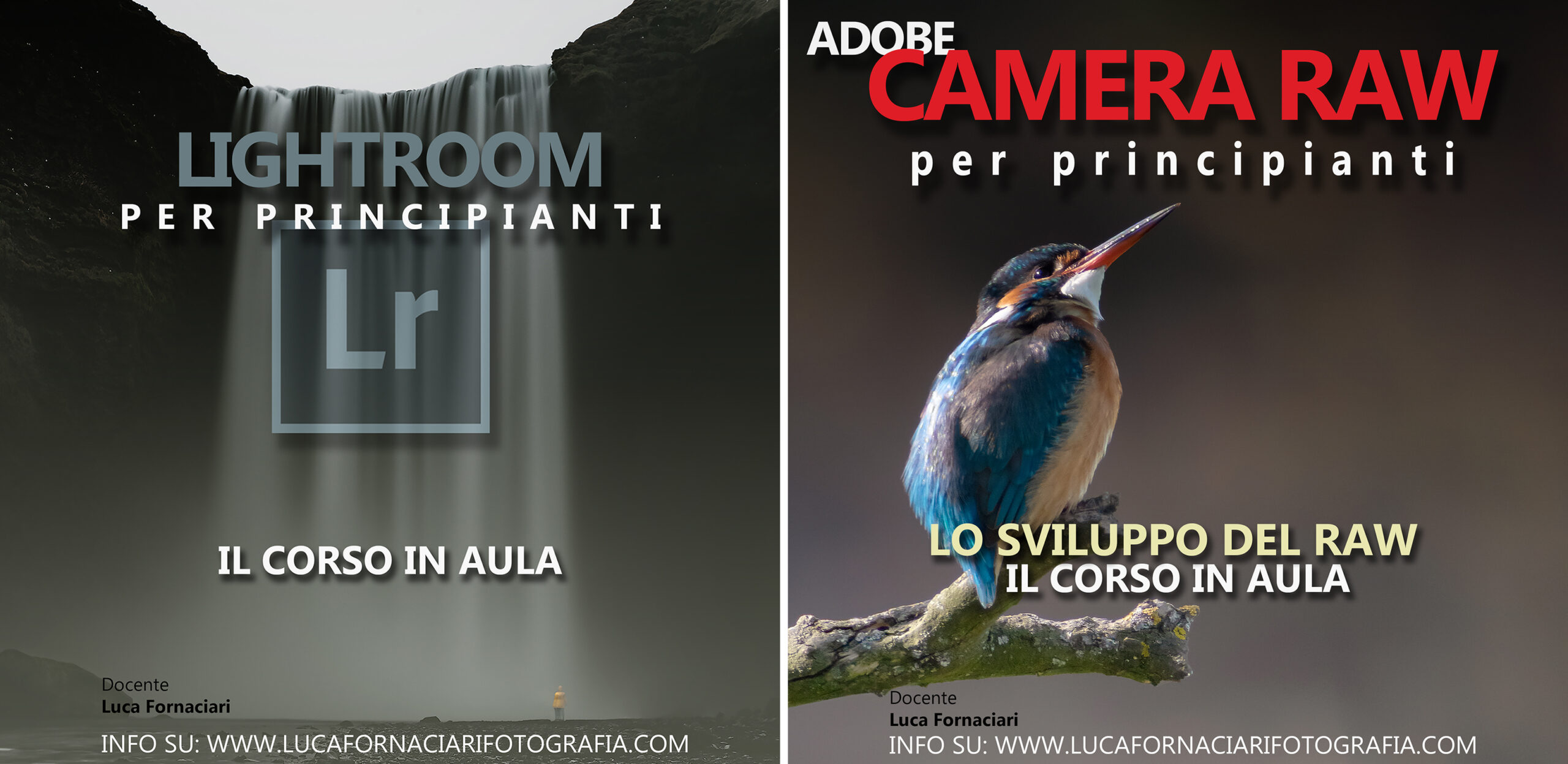 Adobe Lightroom e Camera Raw: lo sviluppo del negativo digitale