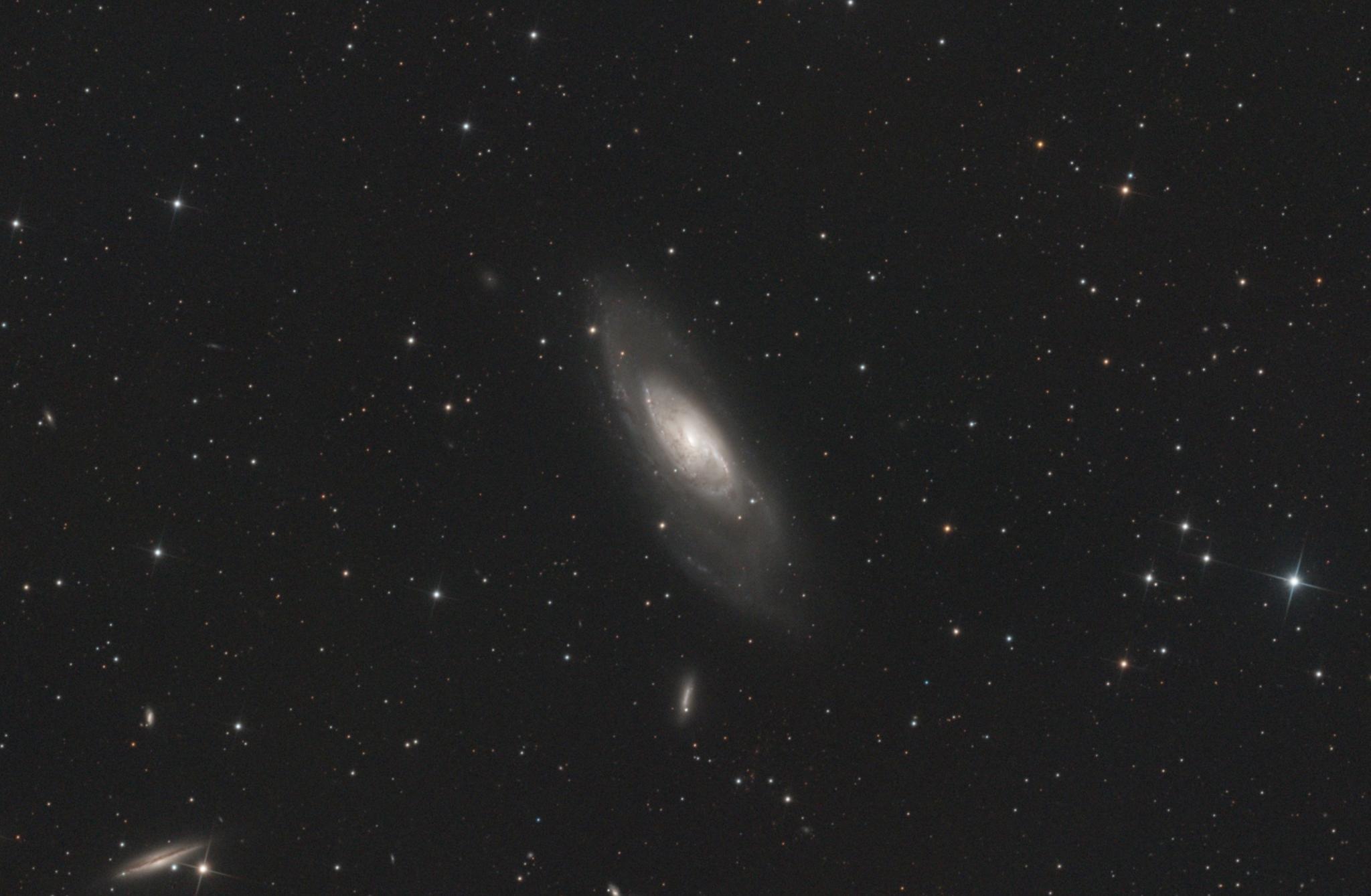 Il tuo percorso formativo di Astrofotografia galassia m 106 astrofotografia elaborazione