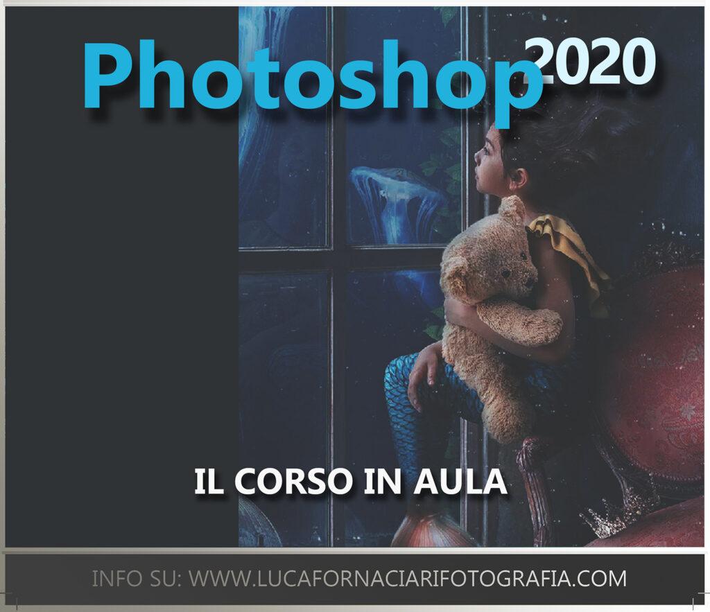 Corso Base di Adobe Photoshop corso scuola lezione lezioni modena fotografia