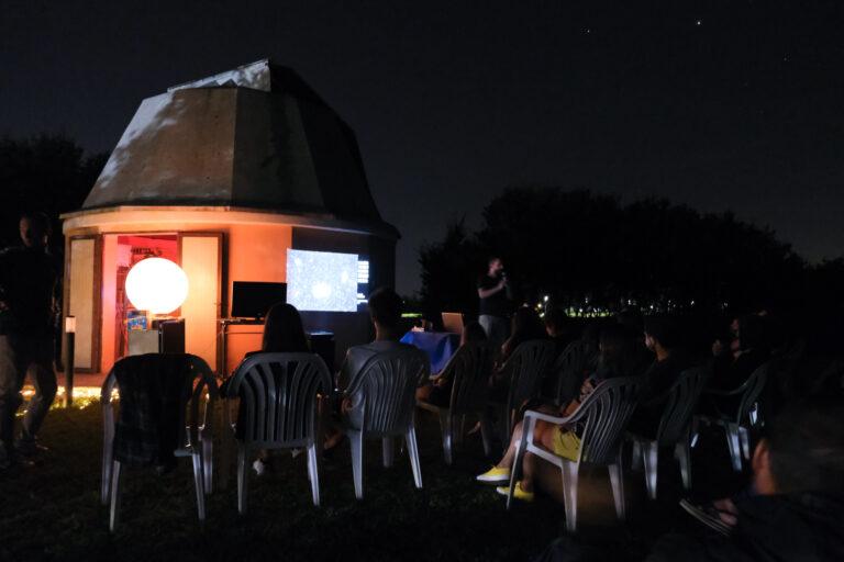 Astrofotografia con il Gruppo Astrofili Discovery di Bondeno