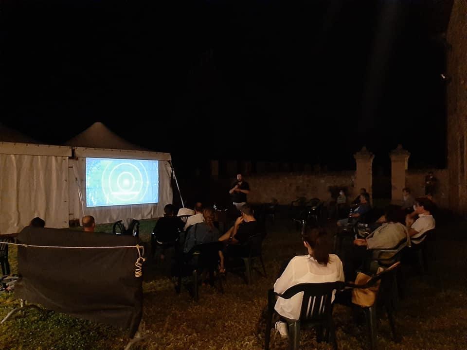 Astronomia e telescopi a Corte al Castello di Montegibbio
