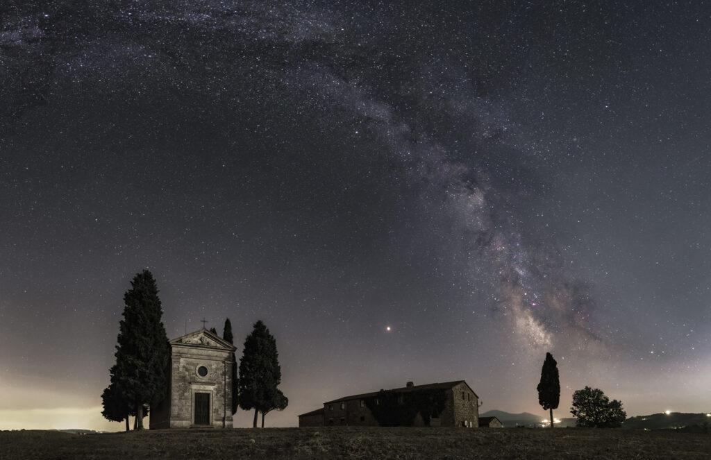 Astroinseguitore Star Adventurer: fotografie di viaggio e consigli