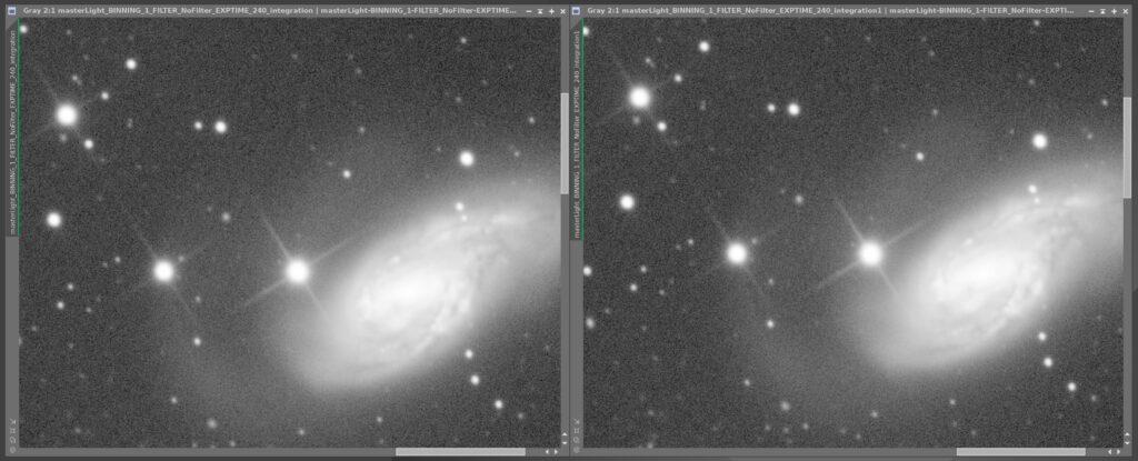 Camera astronomica mono QHY268M: prove e recensione