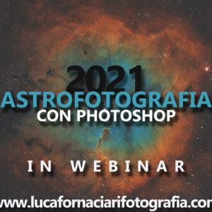 Astrofotografia con Adobe Photoshop 2021