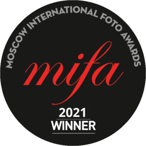 MIFA Subcategory Winner Fine Art Abstract 2021