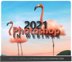 Photoshop in pratica: corso base completo 2021 webinar