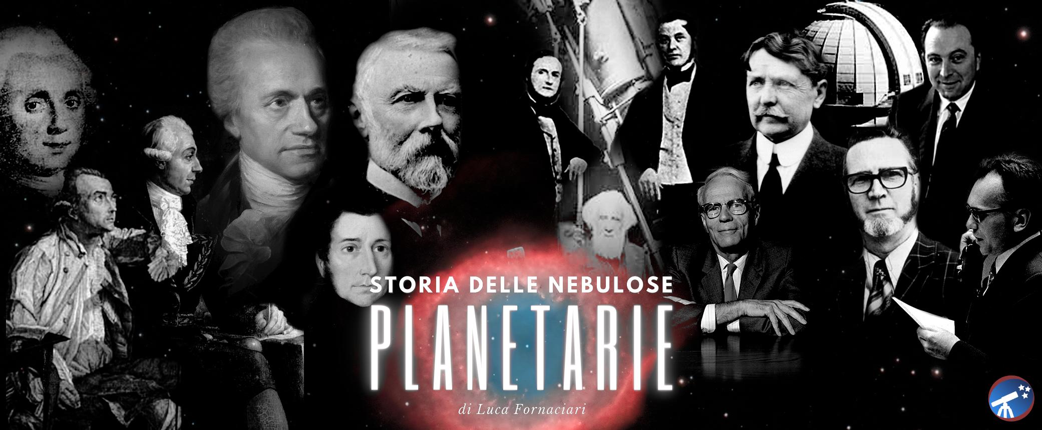 Storia delle Nebulose Planetarie attraverso l'astrofotografia amatoriale